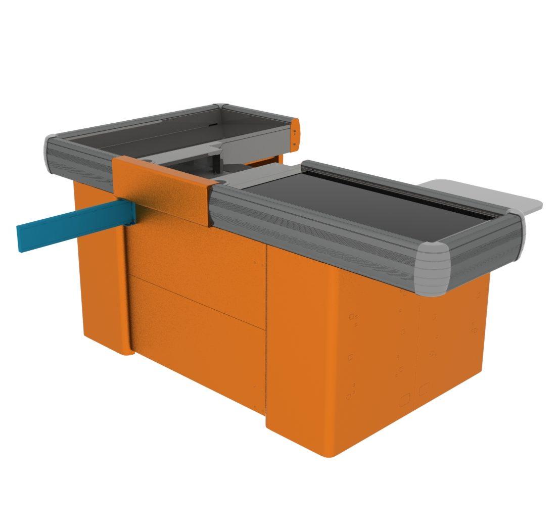 Кассовом транспортере ленточный транспортер комплектующие